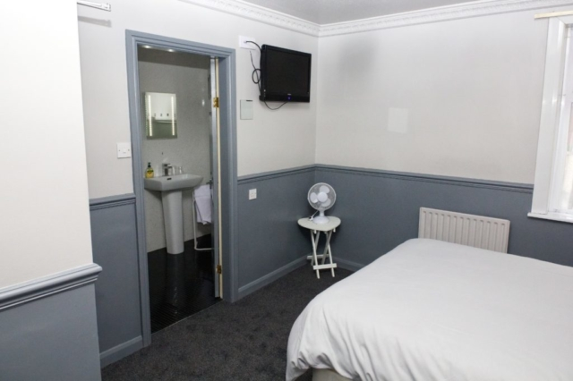 One of our ensuite rooms